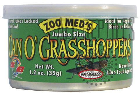 ZM Can O' Grasshoppers