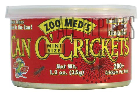 ZM Can O' Crickets Mini Size