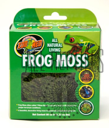 ZM All Natural Frog Moss