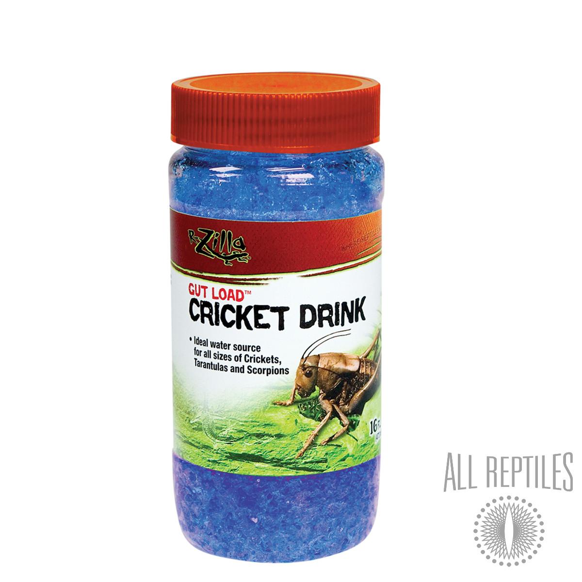 RZilla Cricket Drink Gut Load