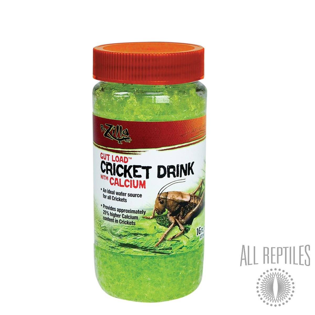 RZilla Cricket Drink with Calcium Gut Load