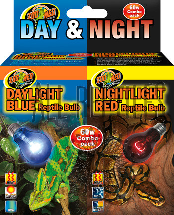 ZM Day & Night Reptile Bulbs