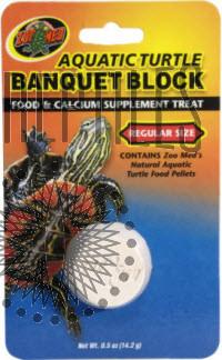 ZM Aquatic Turtle Banquet Block