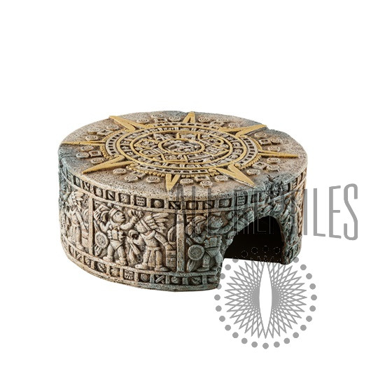 Exo Terra Aztec Calendar Hide Out