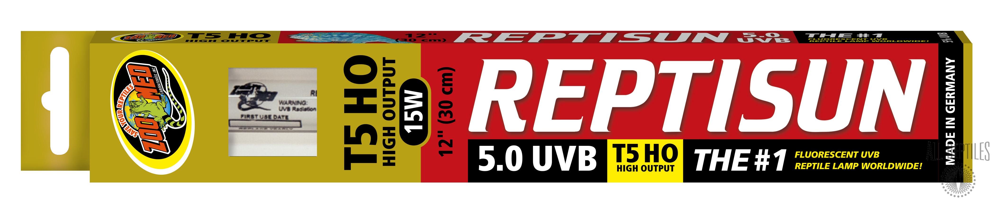 ZM Reptisun T5 UVB 5.0 Linear