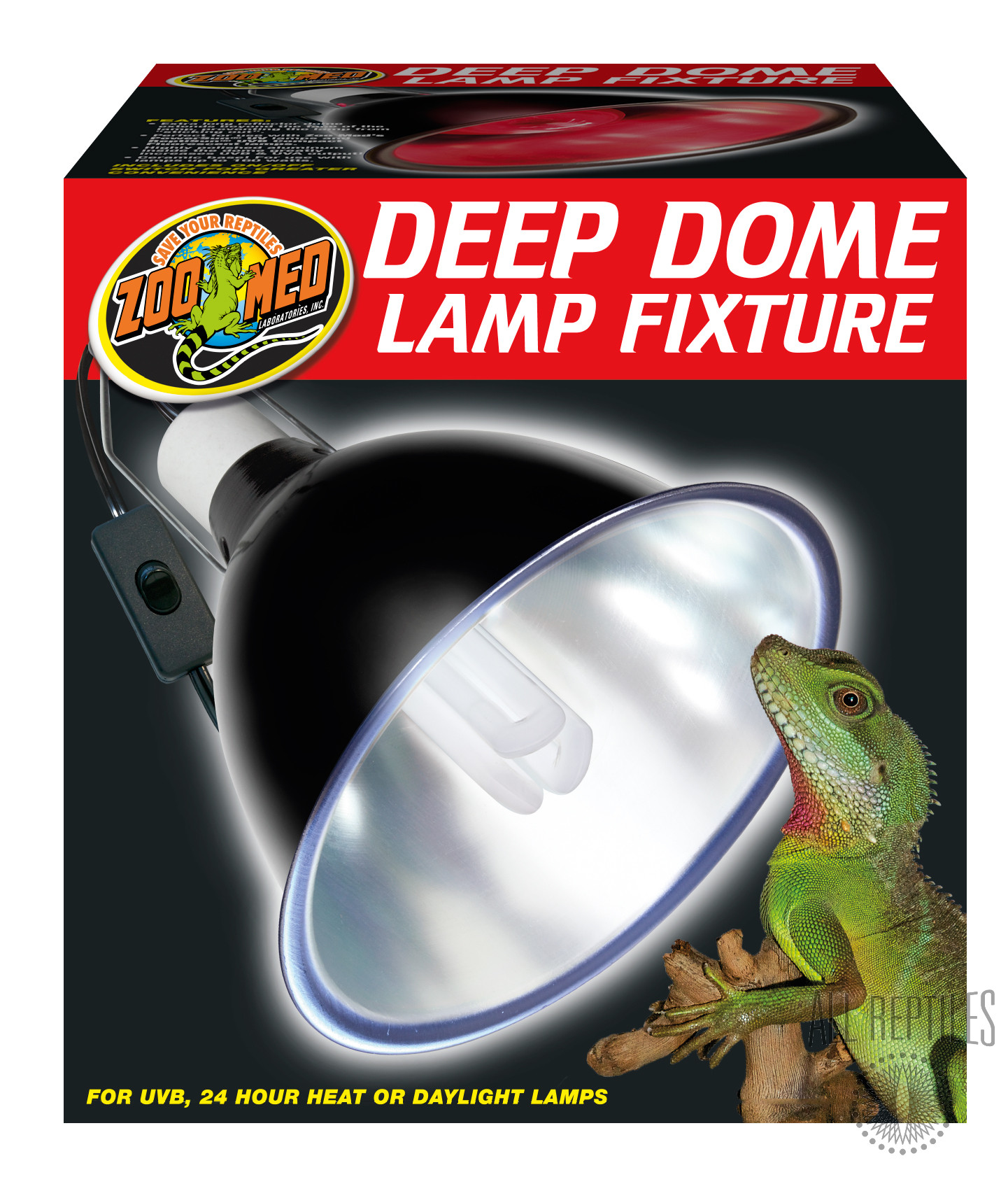 ZM Deep Dome Lamp