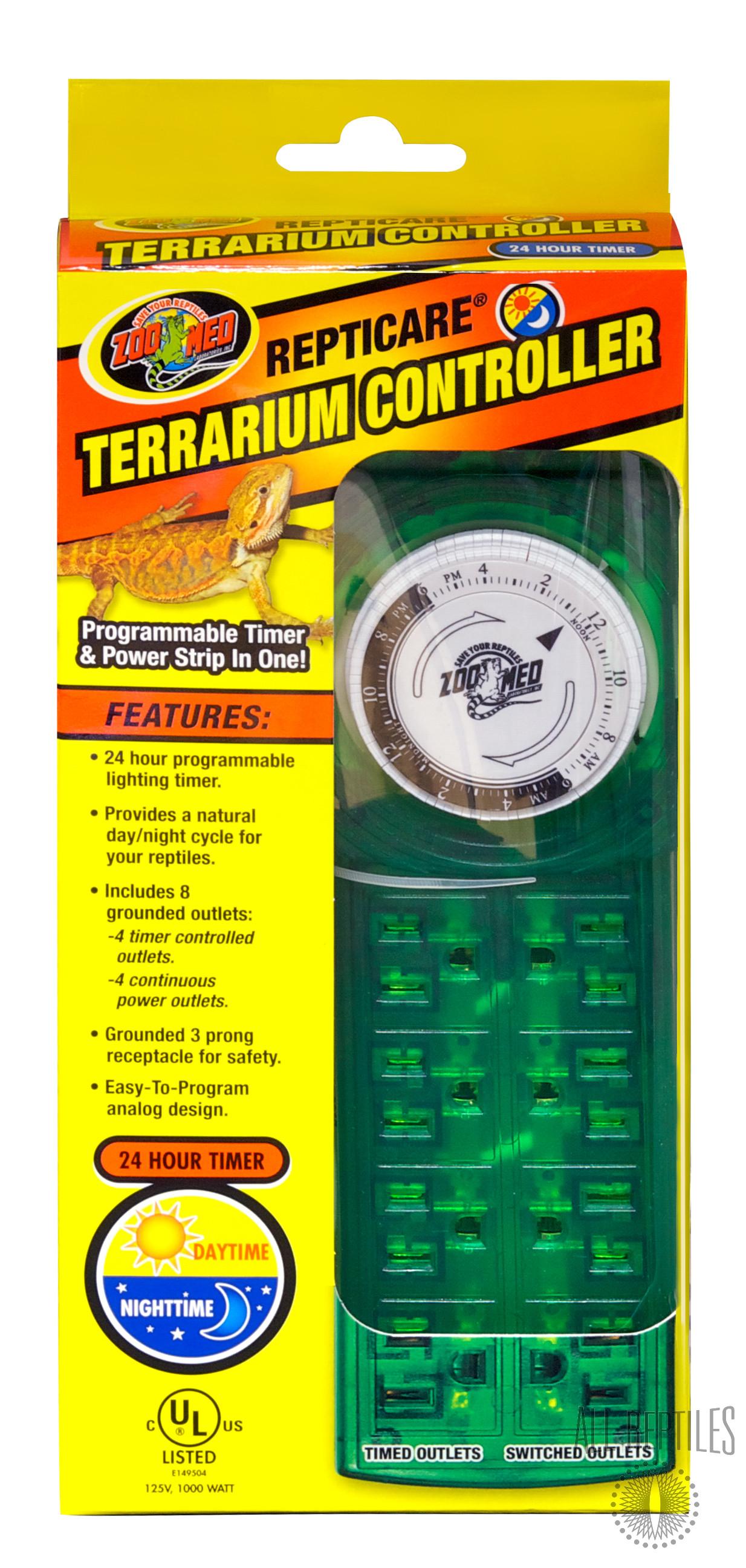 ZM Repticare Terrarium Controller
