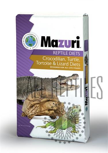 Mazuri Tortoise 25Lb