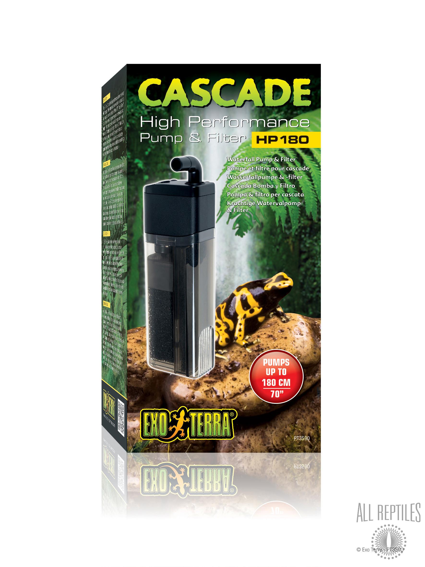 Exo Terra Cascade High Performace Pump