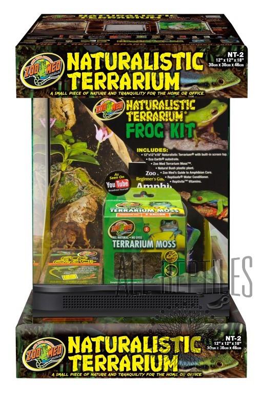 ZM Naturalistic Terrarium Tropical Kit