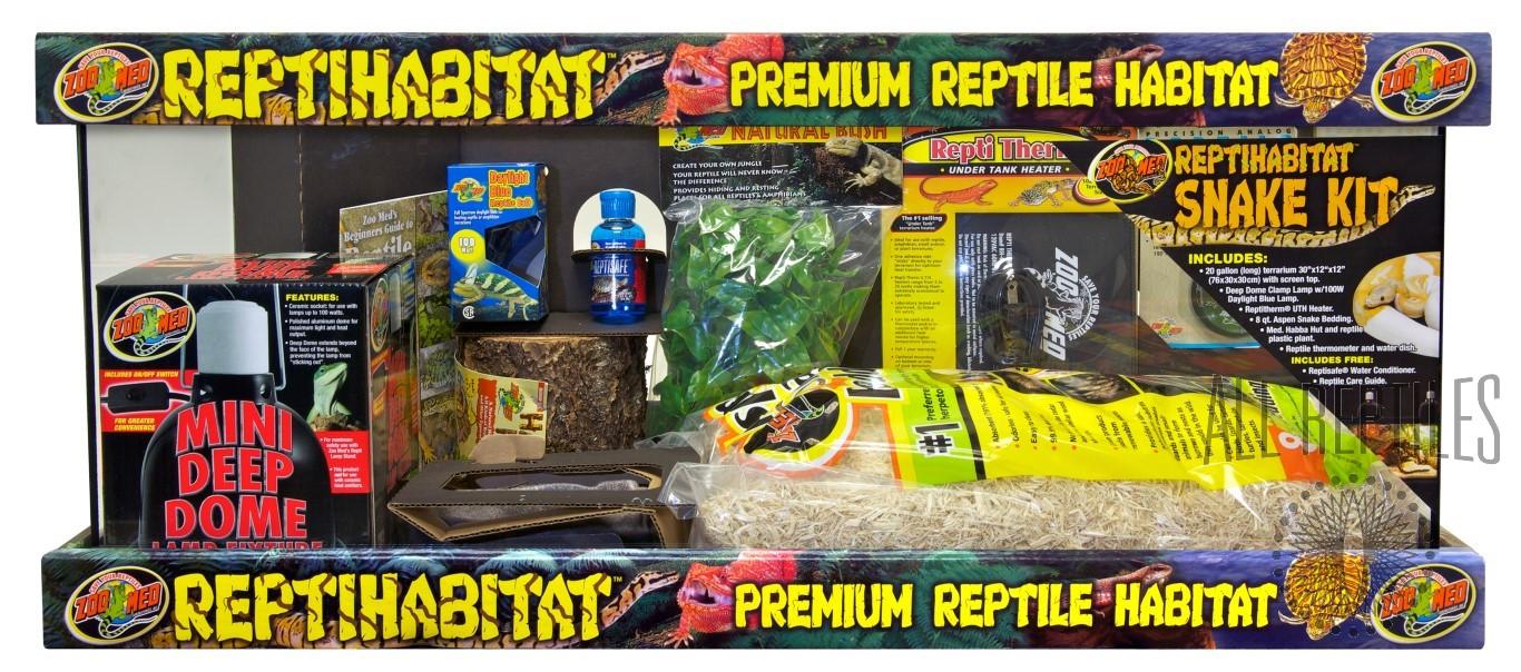 ZM Reptihabitat Snake Kit