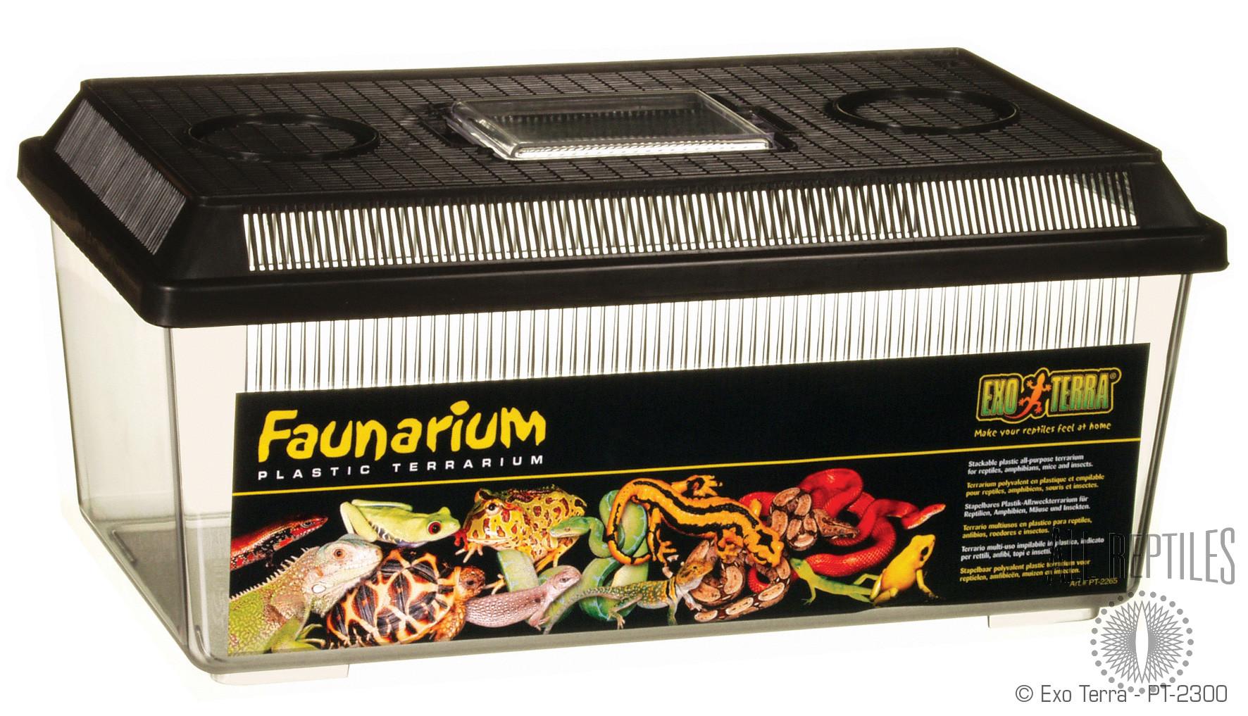 Exo Terra Faunarium Flat