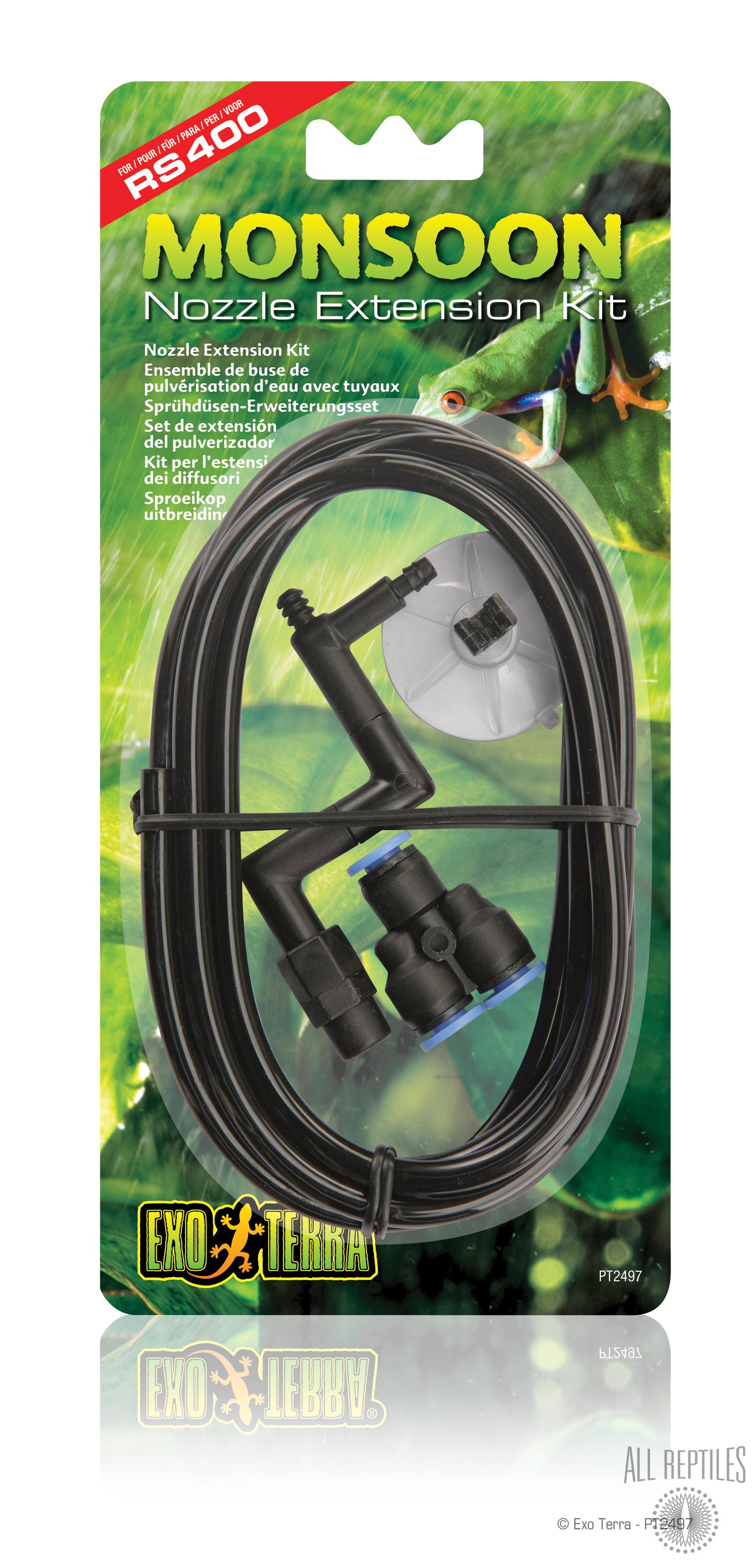 Exo Terra Monsoon Nozzle Extension Kit