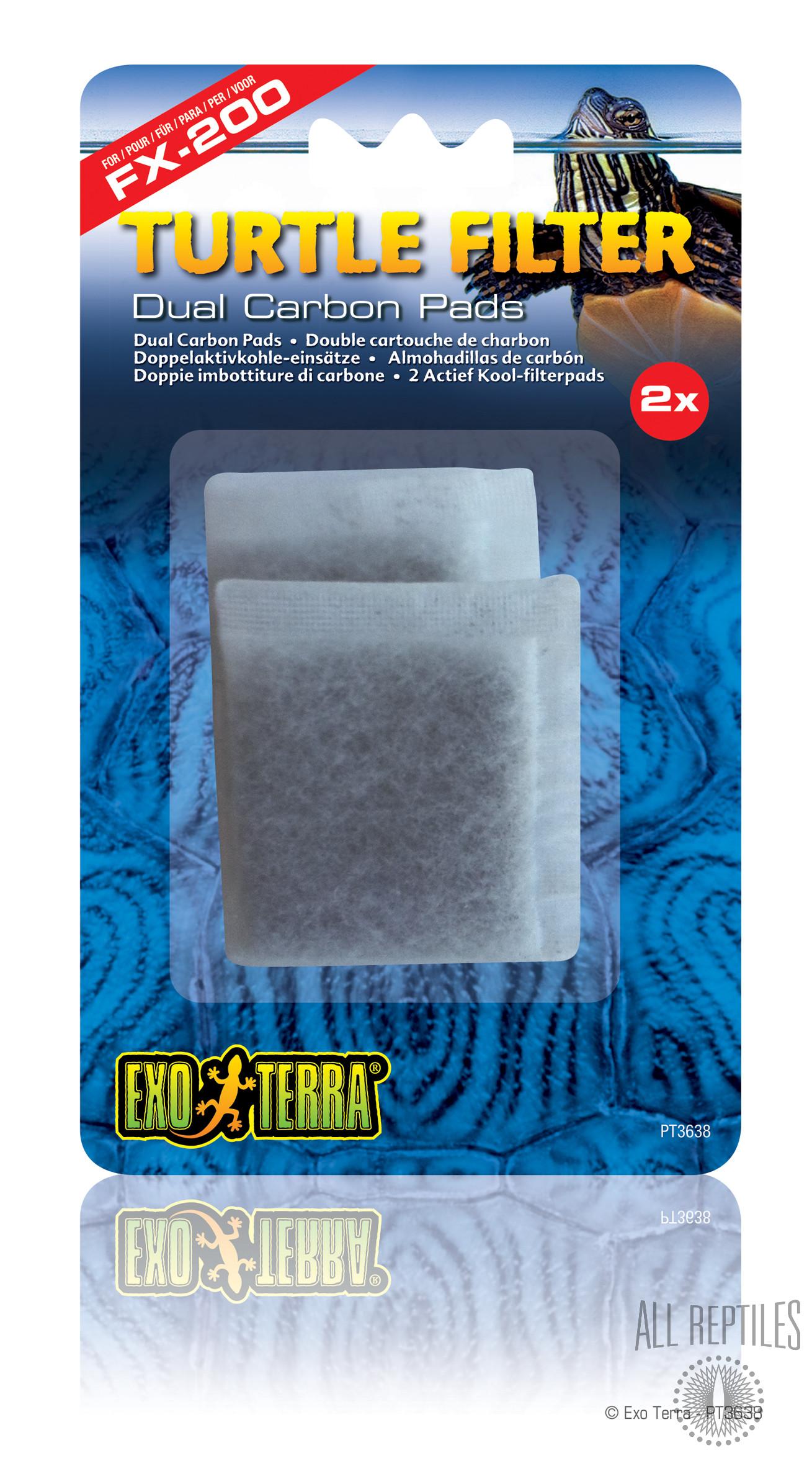 Exo Terra Carbon Bag