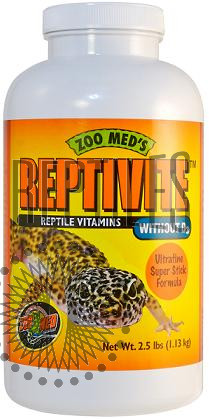 ZM Reptivite without D3