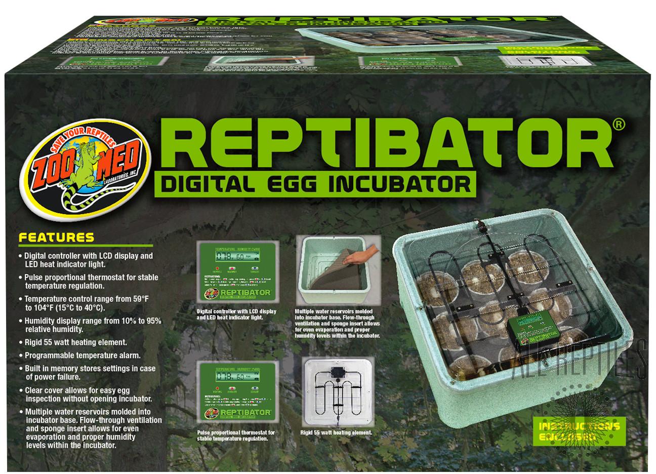 ZM Reptibator Egg Incubator