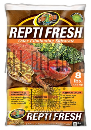 ZM Repti Fresh Odor Eliminating Substrate