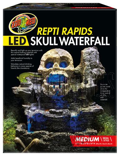 ZM Repti Rapids Skull Waterfall