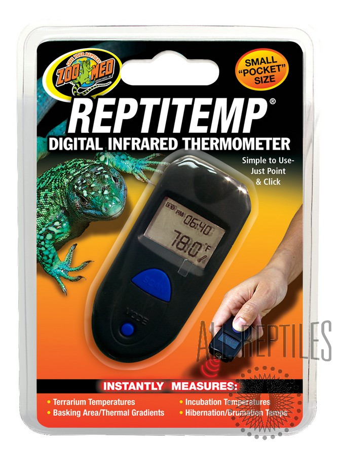 ZM Reptitemp Digital Infrared Thermometer