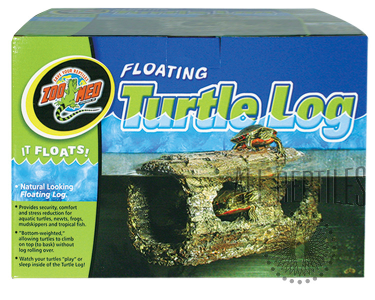 ZM Floating Turtle Log