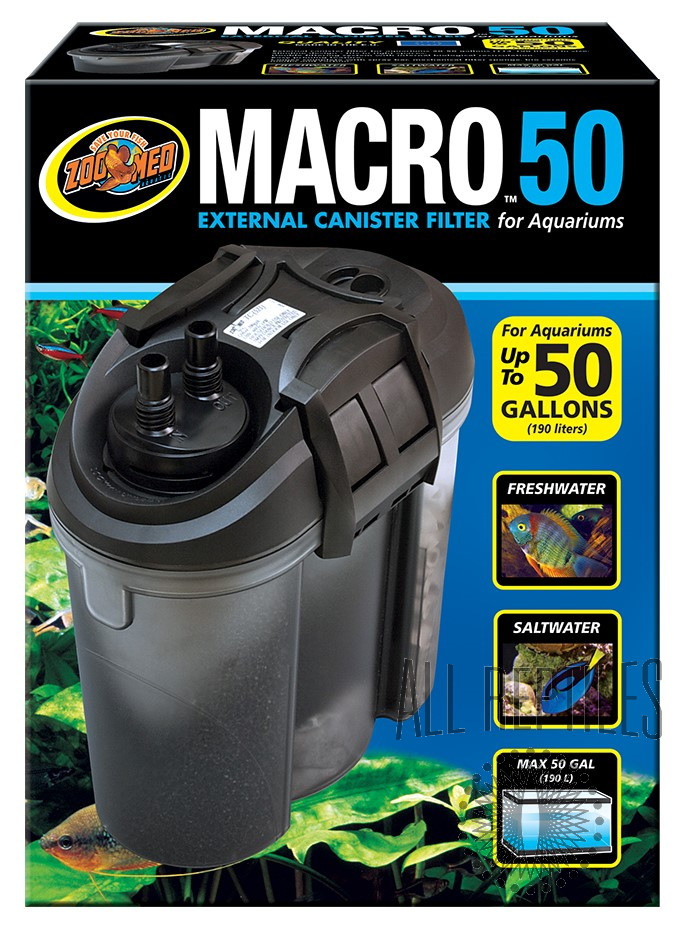 ZM MACRO 50 Canister Filter