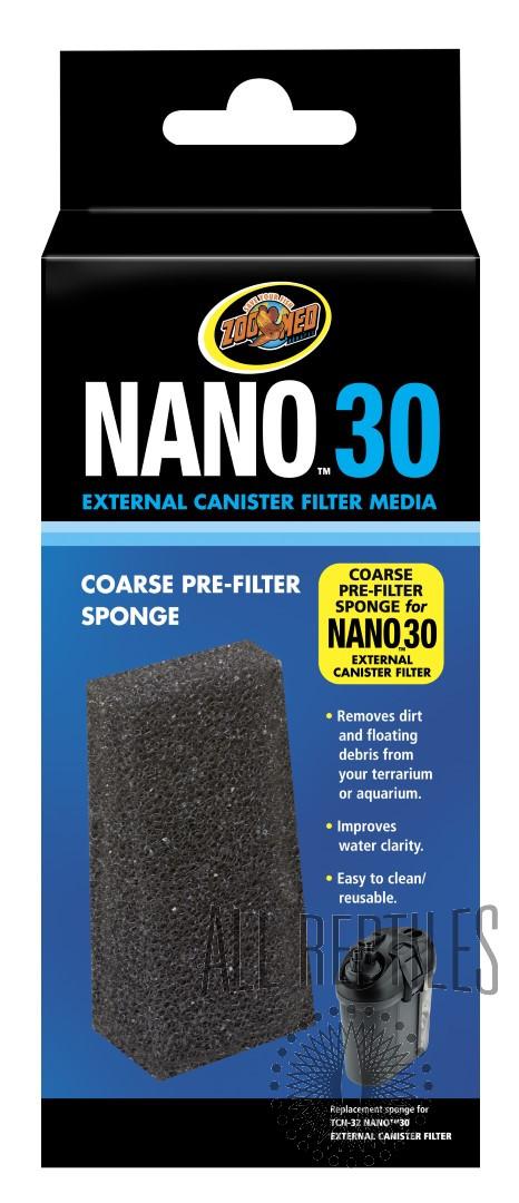 ZM Nano 30 Pre-Filter Sponge