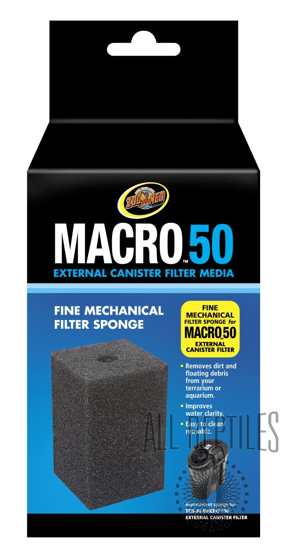 ZM Macro 50 Mechanical Sponge