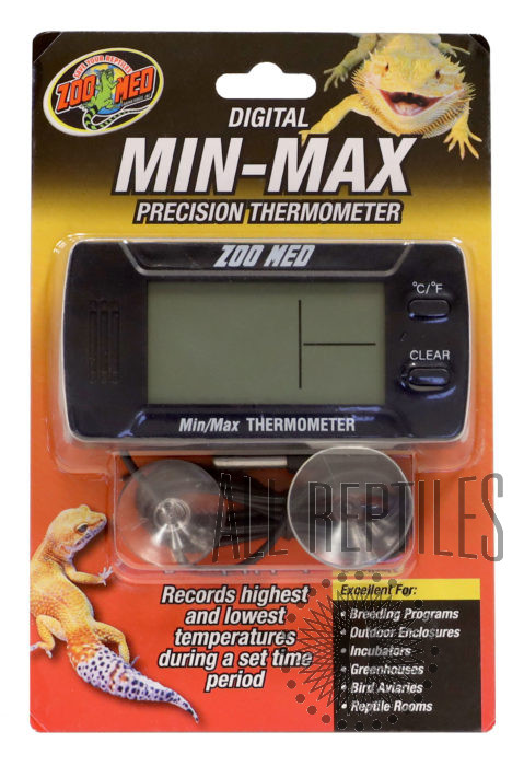 Digital MIN-MAX Precision Thermometer