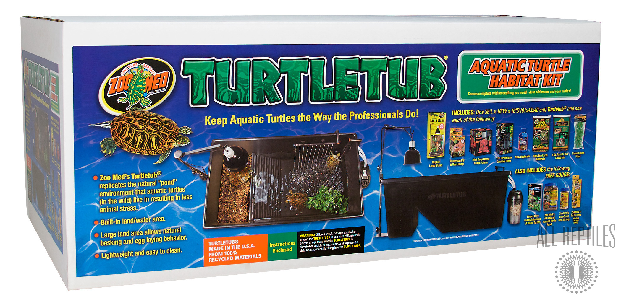 Turtle Tub Kit
