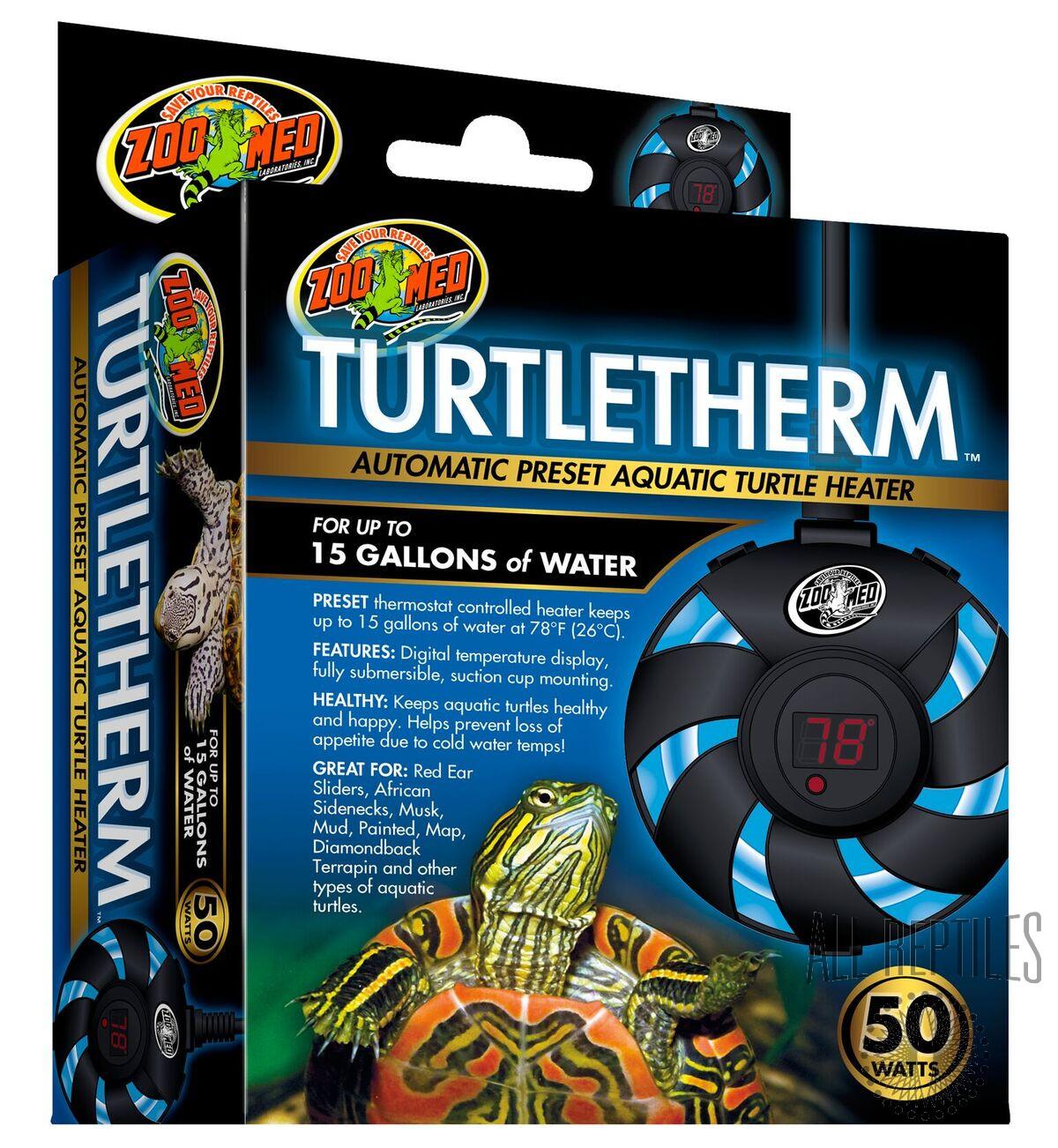 ZM Turtle Therm Aquatic Turtle Heater