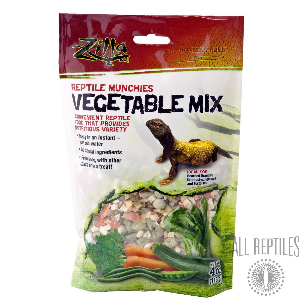 RZilla Vegetable Mix