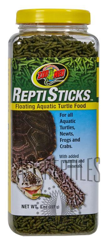 ZM ReptiSticks Floating Aquatic Turtle Food