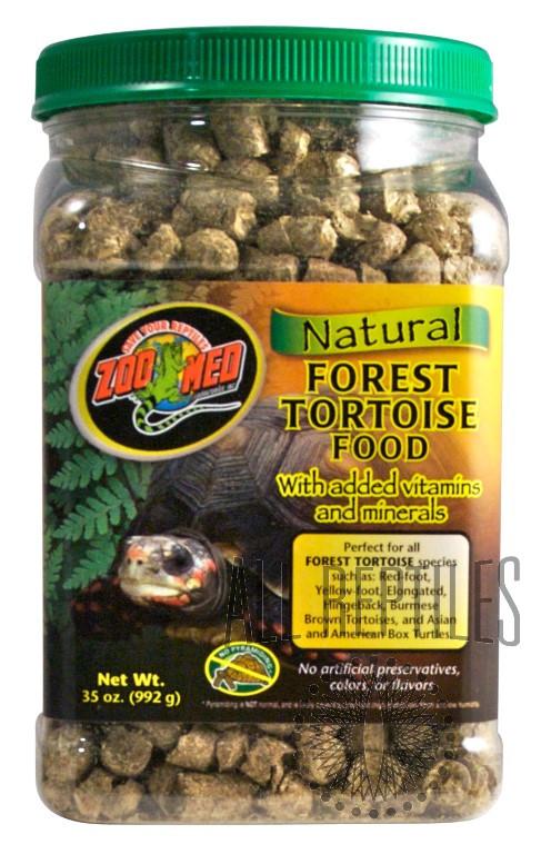 ZM Natural Forest Tortoise Food
