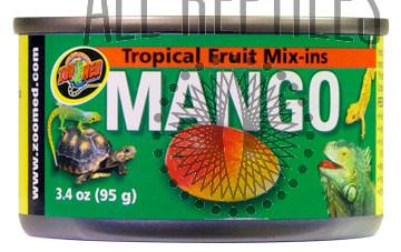 ZM Tropical Fruit Mix Ins Mango