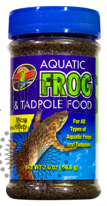 ZM Aquatic Frog & Tadpole Food
