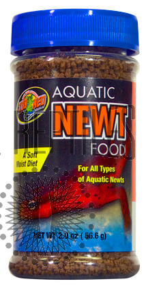 ZM Aquatic Newt Food