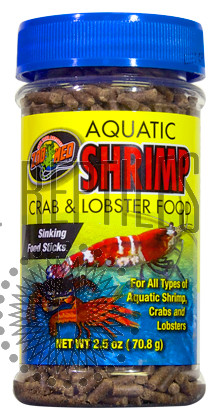 ZM Aquatic Shrimp/Crab/Lobster Food