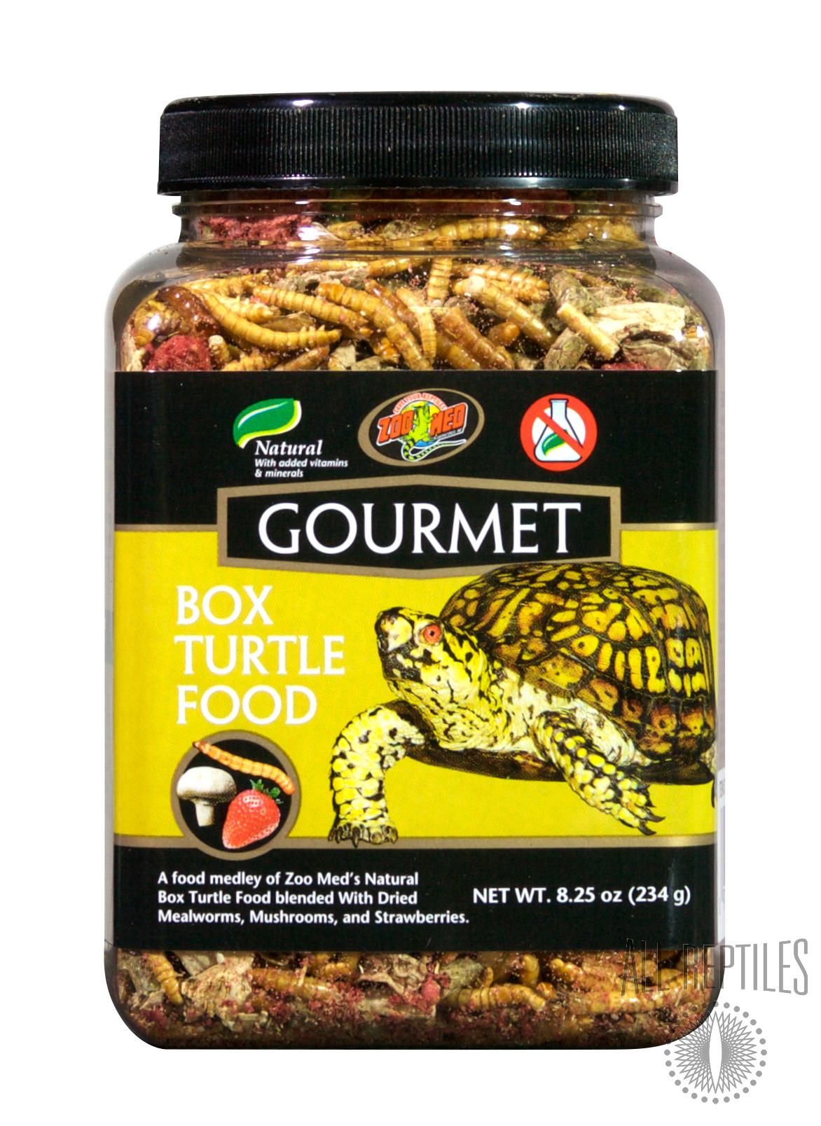 ZM Gourmet Box Turtle Food