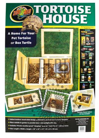ZM Tortoise House
