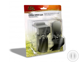 RZILLA Locking Screen Clips - 2pk