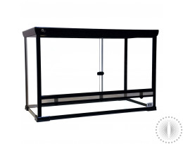 Knock Down Atasuki All Glass Sliding Doors Tank