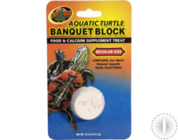 ZM Aquatic Turtle Banquet Block