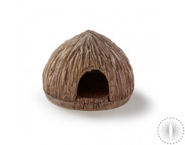 Exo Terra Coconut Cave - Nesting & Egg-Laying Hide