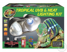 ZM Tropical UVB & Heat Lighting Kit