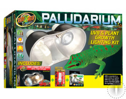 ZM Paludarium UVB & Plant Gorwth Lighting Kit