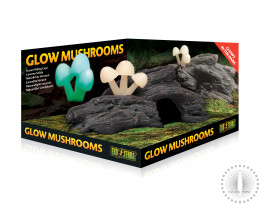 Exo Terra Glow Mushrooms Hideout