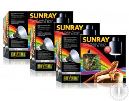 Exo Terra Sunray Metal Halide Fixture with Bulb