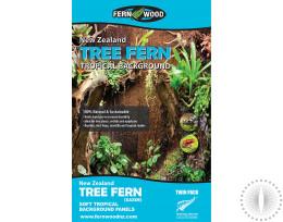 NZ Tree Fern Panels Twin Pack