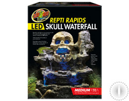 ZM Repti Rapids Skull Waterfall