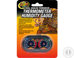 ZM Economy Dual Thermo/Humidity Gauge